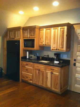 Edgewood Inn: Kitchen 