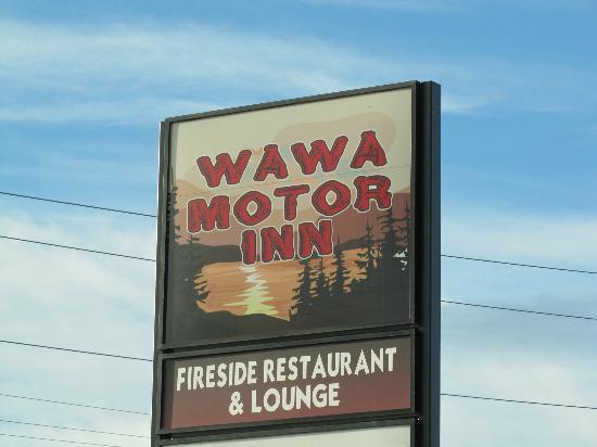 The Wawa Motor Inn : Conviently located.