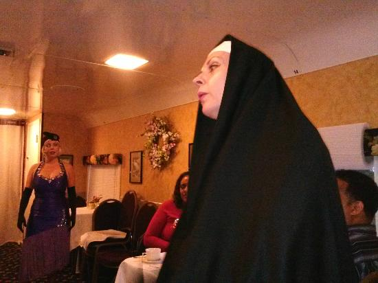 Seminole Gulf Railway Murder Mystery Dinner Train: Sister Mary Margaret Catherine