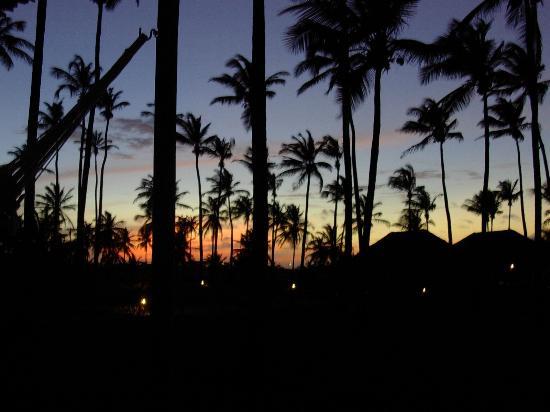 Rancho do Peixe: Vista tramonto camera