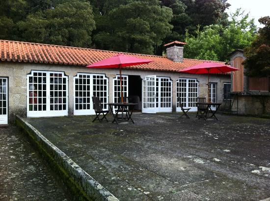 Quinta da Bouca d'Arques: Casa da Fonte