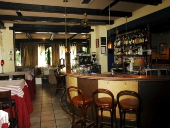 Restaurant Trautmannsdorf: die Bar