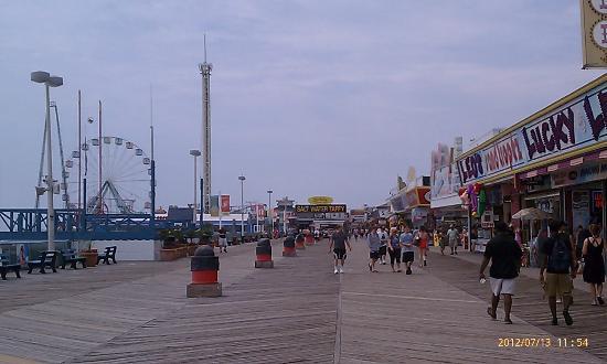 أزتيك أوشن ريزورت: The Boardwalk