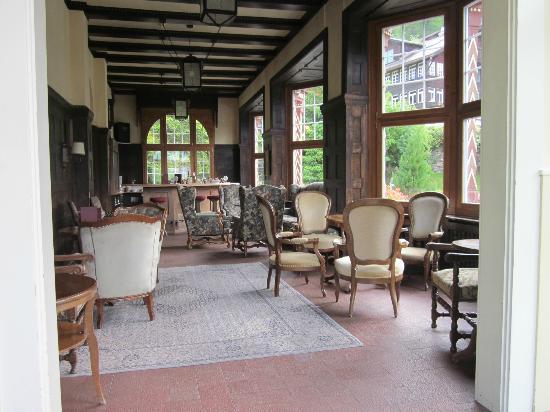 Hotel Belvedere: beautiful common area