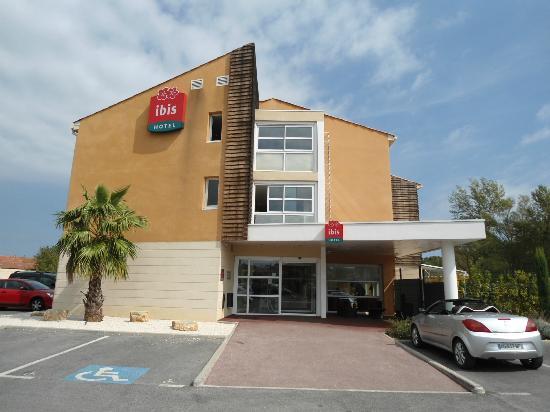 Hotel Ibis Golfe de Saint Tropez : Hôtel