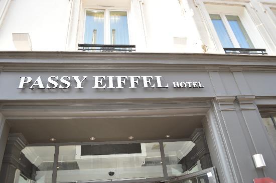 Passy Eiffel Hotel