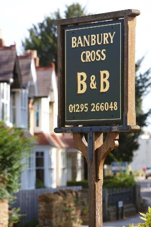 Banbury Cross Bed & Breakfast: Welcome to Banbury Cross B&B