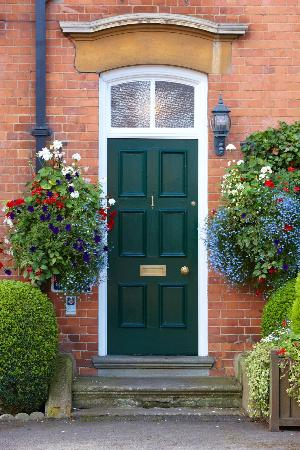 Banbury Cross Bed & Breakfast: Banbury Cross B&B front door