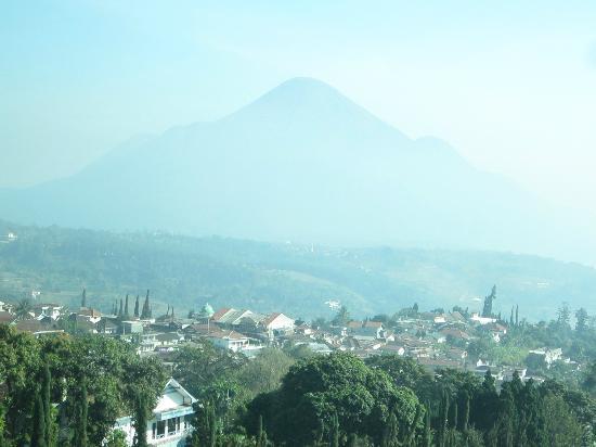 Surya Hotel and Cottages Prigen : Mt Weilirang