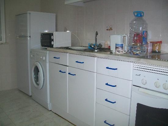 Apartamentos Kings: Kitchen