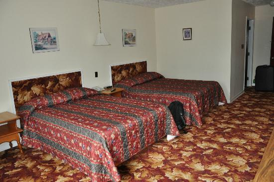 Fort Nashwaak Motel