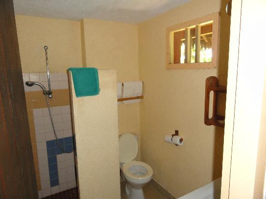Savana Saly Hotel : bathroom