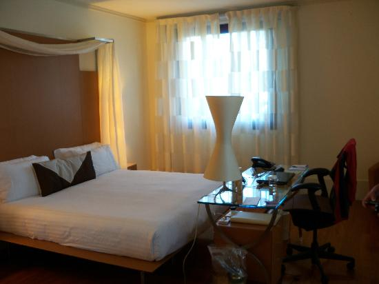 Hilton Garden Inn Florence Novoli: Camera Room