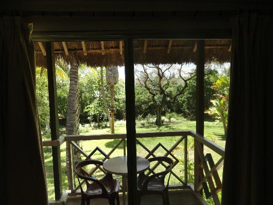Savana Saly Hotel : balcony