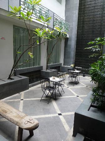 Cemara Hotel: Garden @ 3rd Floor