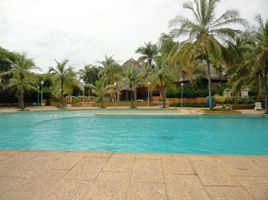 Savana Saly Hotel: swimming-pool