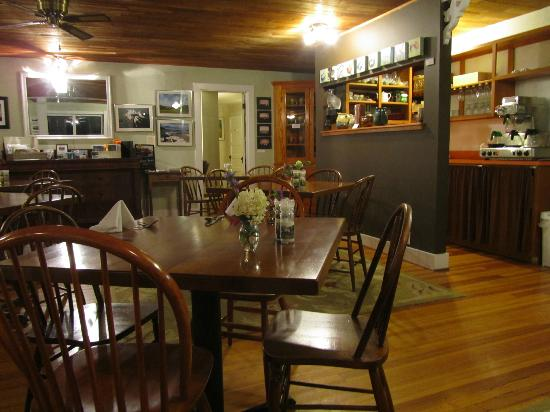 Craignair Inn at Clark Island : Dining room