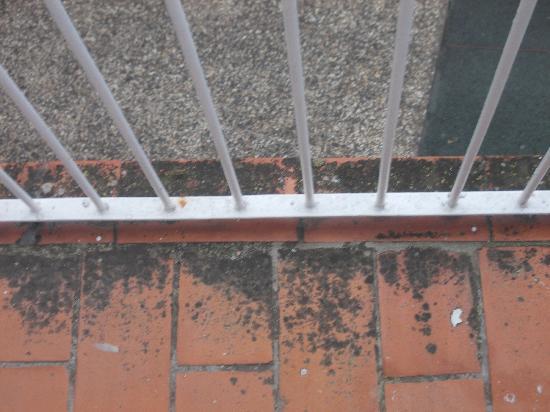 Hotel Garbi : balcony