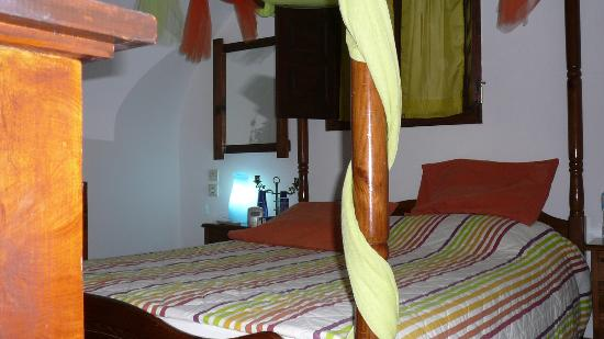 Anna Traditional Apartments : LETTO