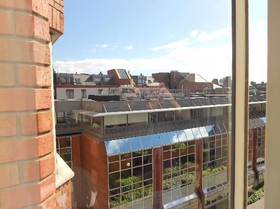 Conrad Dublin: View from the room...