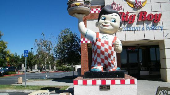 Bob's Big Boy: Big boy