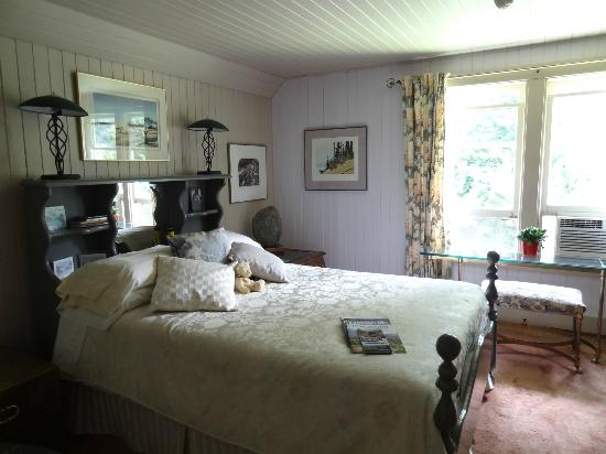 The Farmhouse Bed and Breakfast: Notre chambre