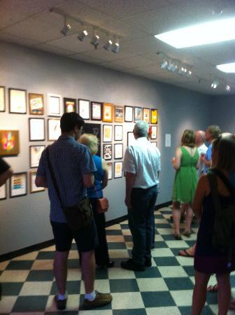Allentown: Art galleries