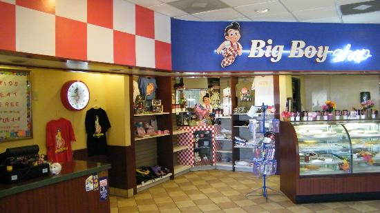 Bob's Big Boy: collectibles store