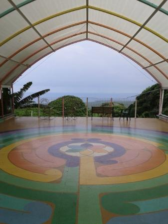 Dragonfly Ranch - Healing Arts Center: Labyrinth