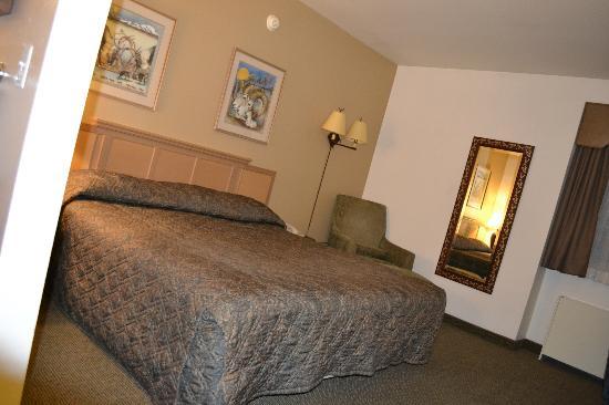 Fairbanks Princess Riverside Lodge: King room