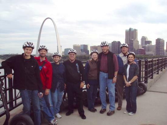 Glide St Louis Segway Tours: Segway City Tour