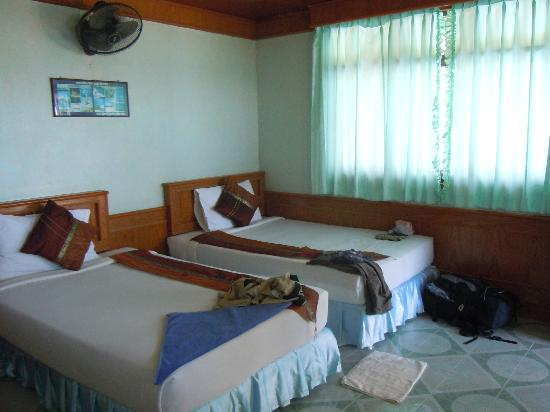 Kantiang Bay View Resort: Stanza doppia