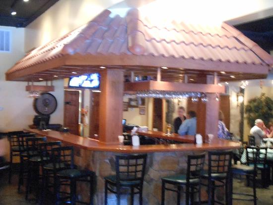 Jerlando's Ristorante & Pizza Co.: Bar