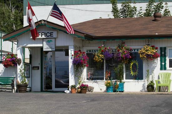 Creston Valley Motel : we will do everything we can to make your stay enjoyable