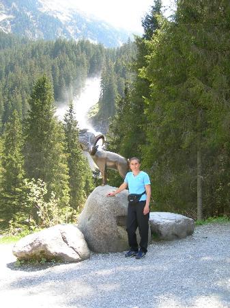 Chalet Charlotte: Krimmler Wasserfall