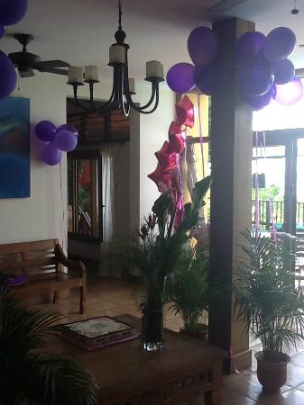 Mayoka Boutique Hotel: Great decorations
