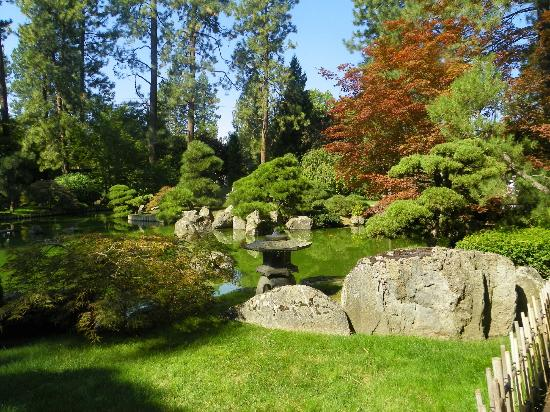 Park Manito: Japanese Garden in Manito Park