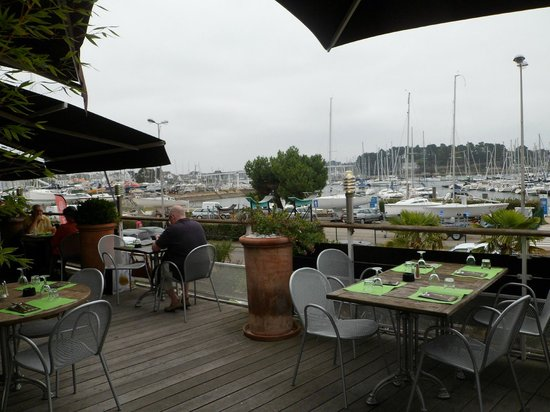 Le Bistrot du Marin: View from table