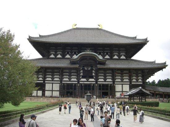 Nara, Japan: 大仏殿