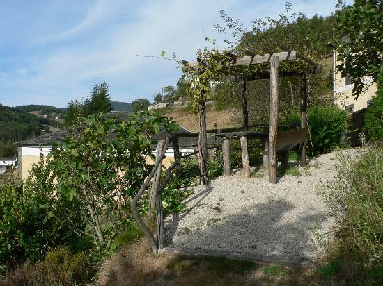 El Bosque de las Vinas: Jardin de enfrente