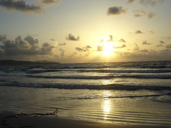 Magdalena Grand Beach & Golf Resort: Sunrise 