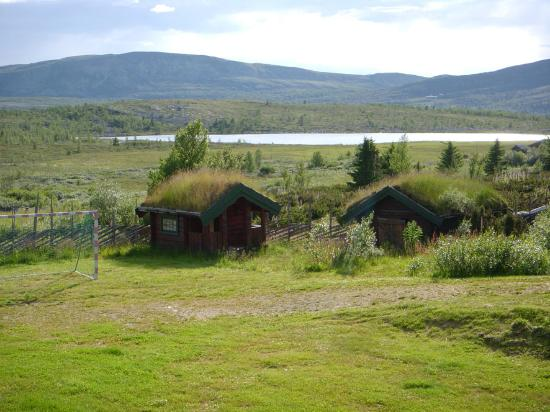 Spidsbergseter Resort Rondane: View from the room