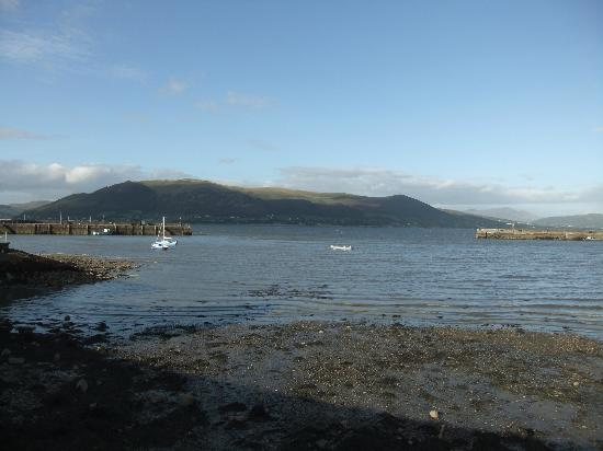 Carlingford House: Carlingford Lough - a minute from the hotel