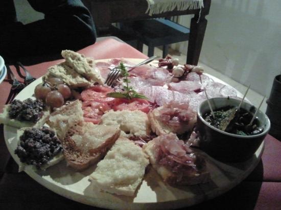 Terre Brune Resort: Degustazione