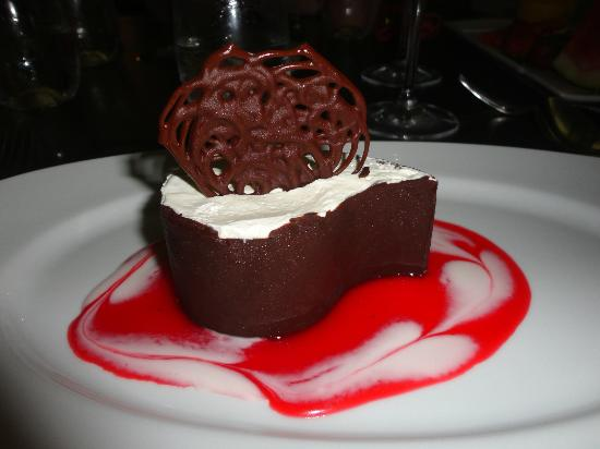 Magdalena Grand Beach & Golf Resort: Al a Carte Restaurant Dessert