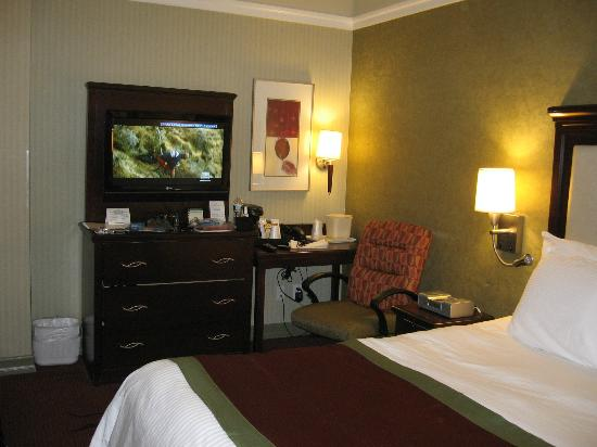 The Hotel at Times Square: Double bed room