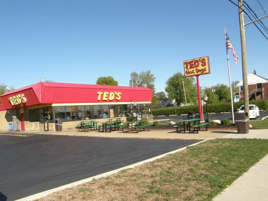 Ted's Jumbo Red Hots Incorporated: Ted's Hot Dogs