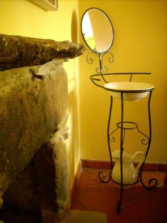 Agriturismo La Mimosa: Particolare della stanza