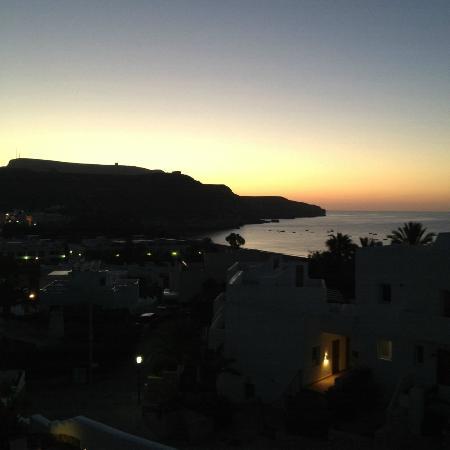 Hotel El Tio Kiko: amanecer