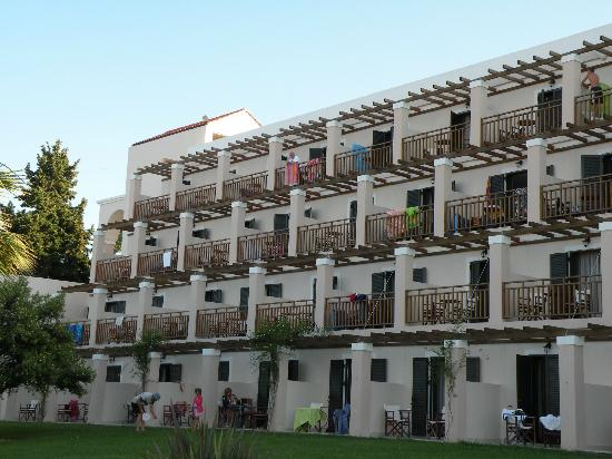 Roda Beach Resort & Spa: Large Block